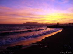 Atardecer- Sunset-Mlaga-Andalucia-Espaa / Spain (olafgunderson) Tags: sunset espaa paisajes landscape atardecer lights luces spain bravo olympus andalucia zuiko ocaso mlaga 1445 e500 ysplix