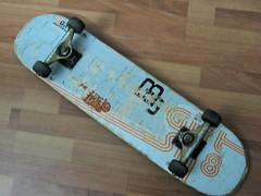 """""""My"""" skateboard"""