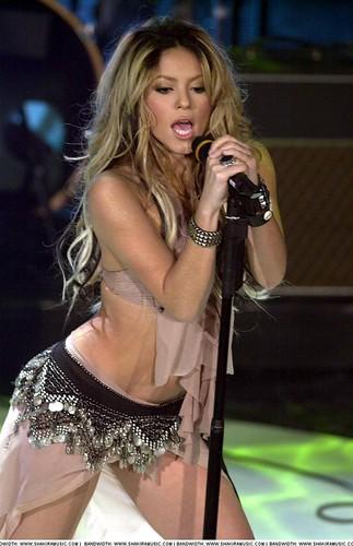 Shakira el mejor culo del mundo