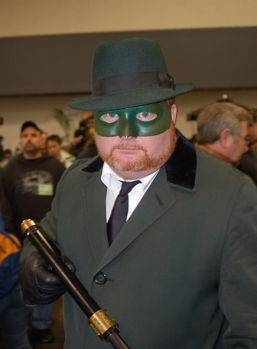 Wonder Con 2007: Green Hornet