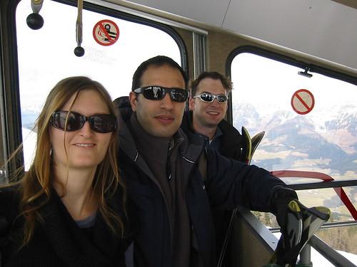 on the Hartkaiserbahn