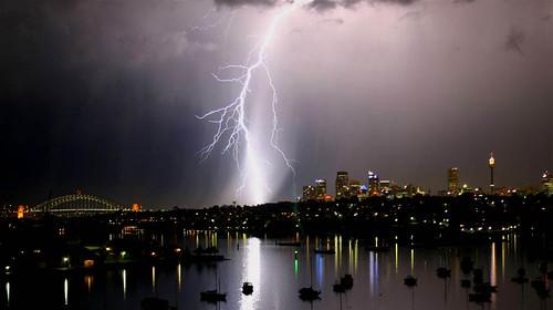 Imagenes Tormentas Electricas.