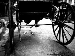 rickshaw puller's slippers by rita banerji