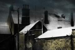behind (monkeyinfez) Tags: nottingham colour darkness dream behind handpaintedcolour hourofthediamondlight soulsresonance