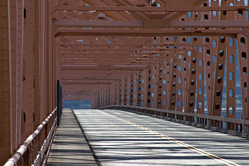 03/10 - The Dalles Bridge - Empty