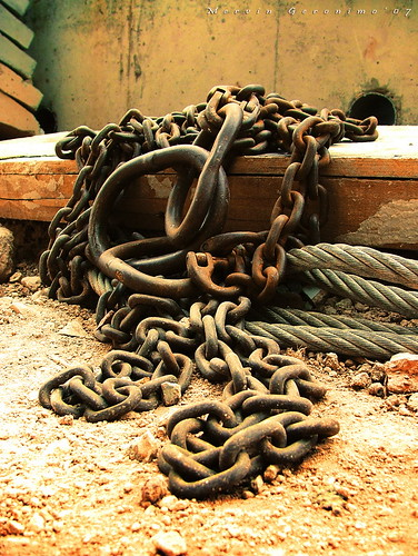 chains and shackles