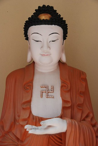 Buddha/Swastikka