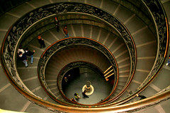 Round & Round at the Vatican--On flickr Explore (papalars) Tags: vatican stairs interestingness top profile best explore winner win popular digitalrebelxt winners doublehelix arquitecture spiralstairs flickrexplore explored challengewinner anawesomeshot motifdchallengewinner motifd papalars challengewinners andrewelarsen
