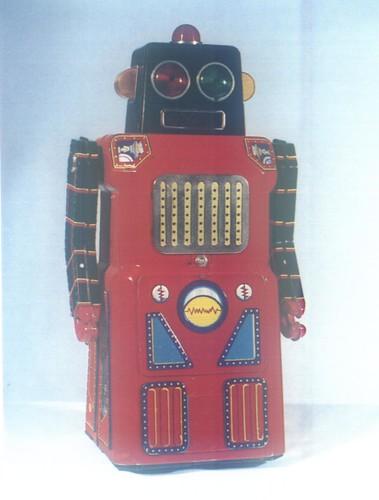 robot_trainrobot