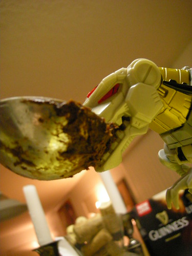 Me Grimlock Enjoy Eating Spoon