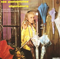 les parapluies de cherbourg 1964 France (Original LP)