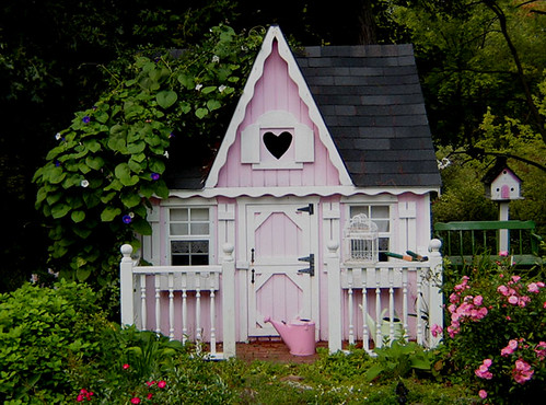 Pink Fairy Cottage