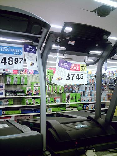 walmart il treadmill orlandhills