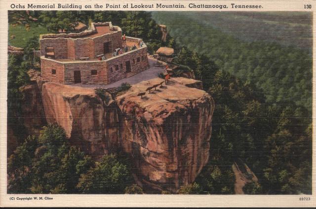 Ochs Museum post card