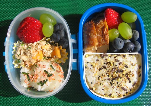 Speedy chicken lunches for toddlers
