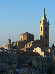 Ripatransone, Duomo e Chiese - by pizzodisevo (first of all, my health)