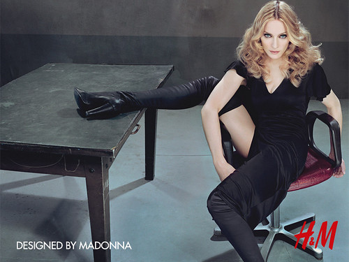Madonna French in london
