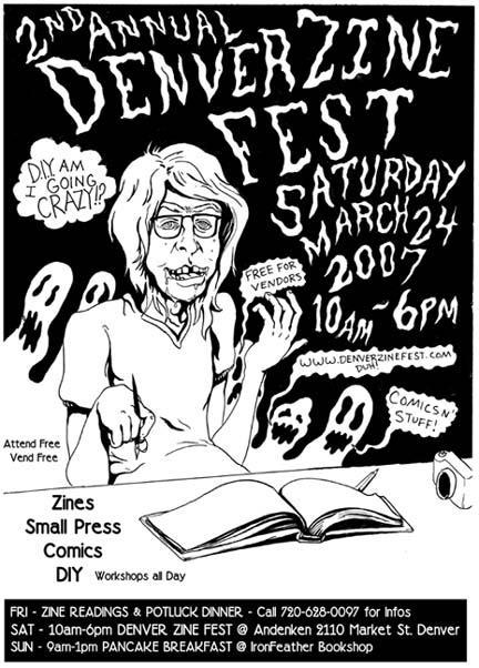 Denver Zine Fest