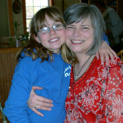 Ashlee and Grammy