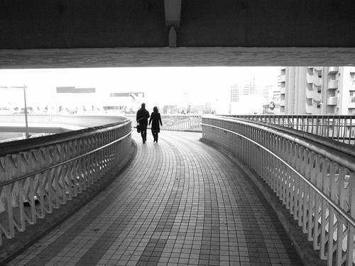 歩道橋 1