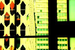 berlin, alexanderplatz (stoha) Tags: stoha berlin 2002 guessedberlin gwbantiwhat alexanderplatz alex kaufhaus warenhaus departementstore store kaufhof centrum bahnhof c41 crossprocessing xpro