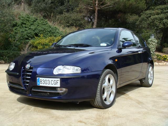 Alfa Romeo 166 2.4 JTD 20v CAE (2003)