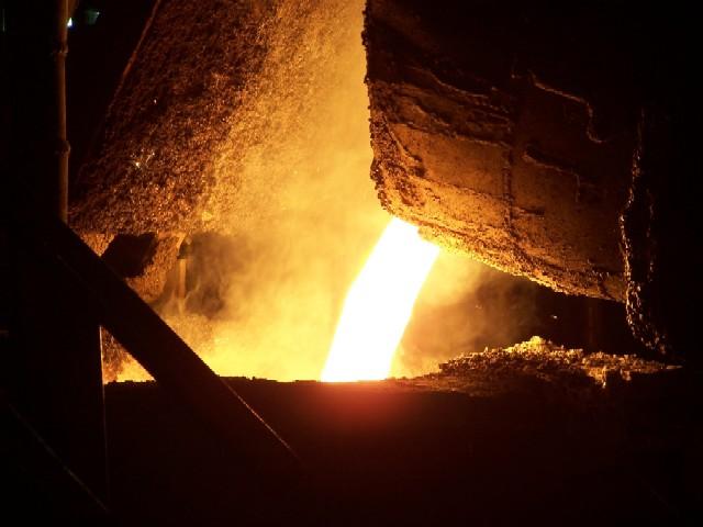 Al calor del hierro