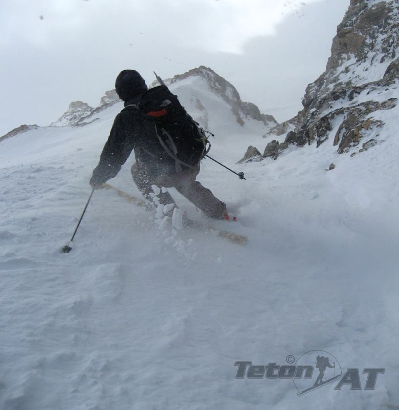 More steeps down to our skins
