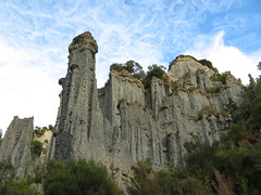 Pinnacles, Aorangi Forest Park