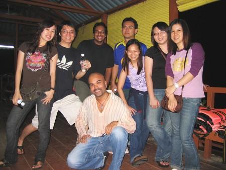 Kuala Selangor fireflies visit
