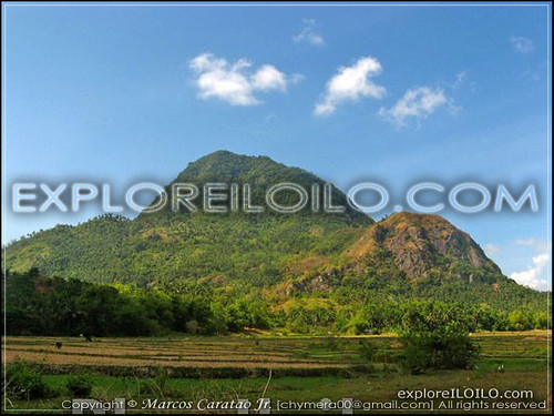 Mt. Pan de Azucar (also called Mt. Mapaphag)