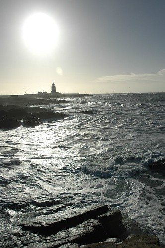 Swirling Seas at Hook Head