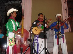 """Tipico"" musical group in Zacatecas"