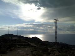 Before_Storm (DeFerrol) Tags: storm mediterranean mediterraneo power line alicante electricity campello