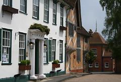 Street Scene, Lavenham, Suffolk