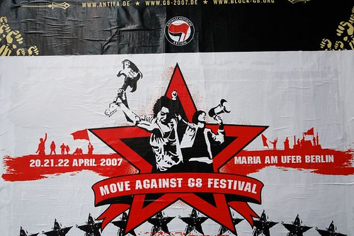 move against G8