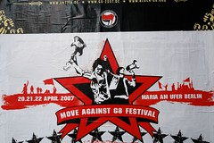 move against G8 (seven_resist) Tags: festival poster protest summit g8 heiligendamm