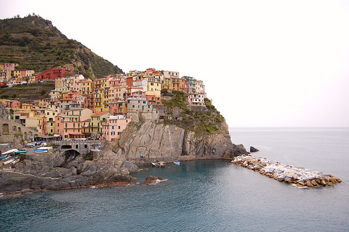 Italian adventures: Riomaggiore and Manarola