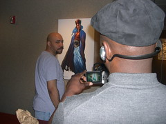 Metapicture (otherheroes) Tags: eye art comics other african exhibition american comix heroes trauma