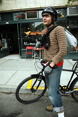Joel Domreis of Courier Coffee