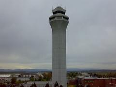 Air Traffic Control- Portland Airport