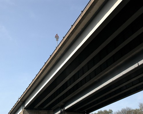 Crossing Under The A472