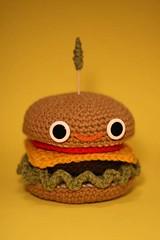 ハンバーガー広告対決、マック、バーガーキング
