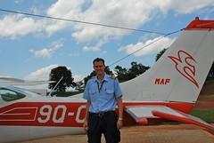 Kajjansi Airport, MAF Uganda