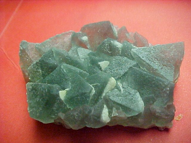 Fluorite from New Mexico