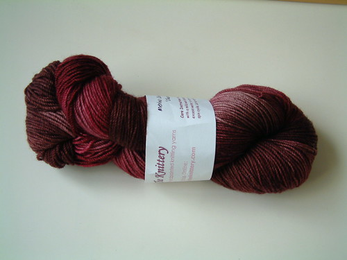 The Knittery- Merino Cashmere Cherries