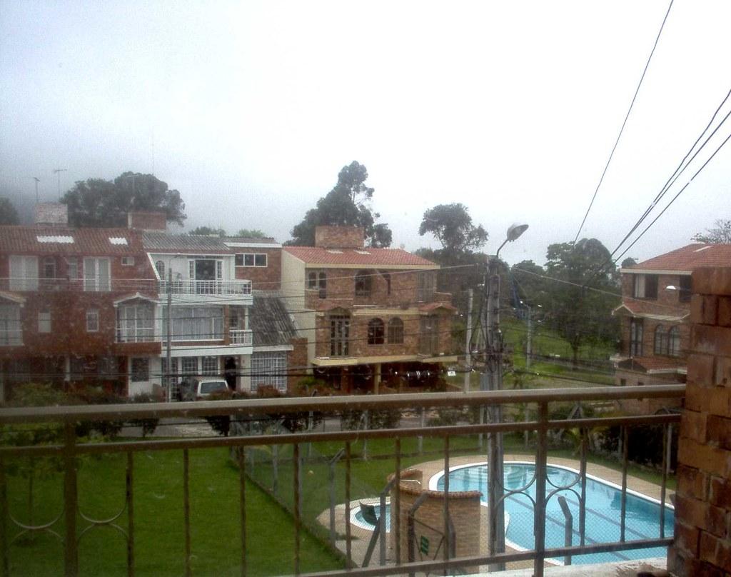 la vista desde mi ventana