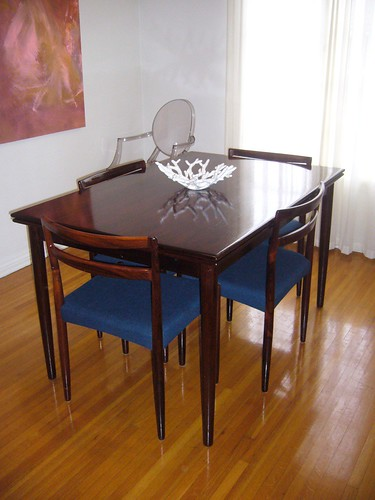 $1800 Brazillian Rosewood Dining Set