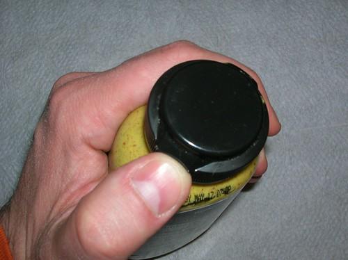 Meijer brown mustard's cap 2