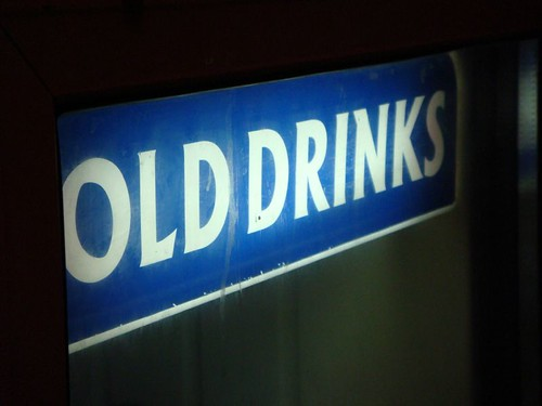 Who wants old drinks around here?